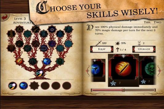 Skilltree Saga screenshot 13
