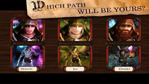 Skilltree Saga screenshot 4