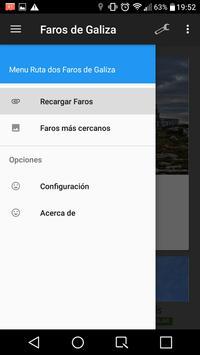 Ruta Faros Galicia apk screenshot