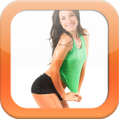 Butt Workout at home icon