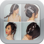 Quick and Easy Hairstyles icon