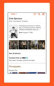 The IAm Cole Sprouse App screenshot 14
