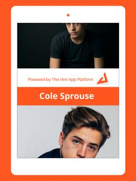 The IAm Cole Sprouse App screenshot 5