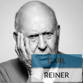 The IAm Carl Reiner App icon