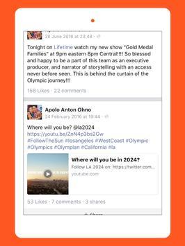 The IAm Apolo Ohno App screenshot 7