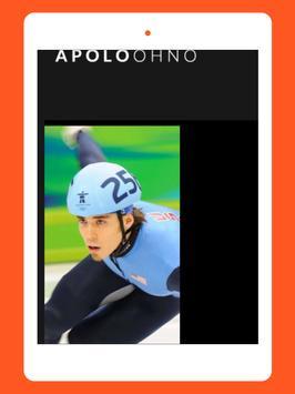 The IAm Apolo Ohno App screenshot 8