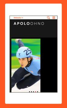 The IAm Apolo Ohno App screenshot 13