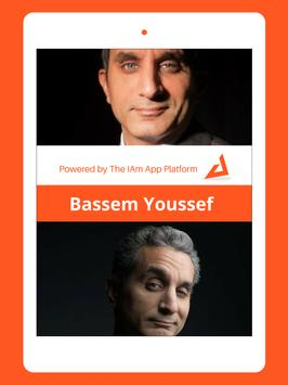 The IAm Bassem Youssef App apk screenshot