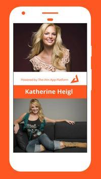 The IAm Katherine Heigl App poster