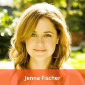 The IAm Jenna Fischer App icon