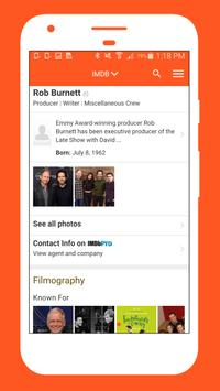 The IAm Rob Burnett App screenshot 3