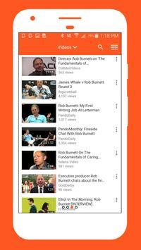 The IAm Rob Burnett App screenshot 2