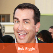 The IAm Rob Riggle App icon