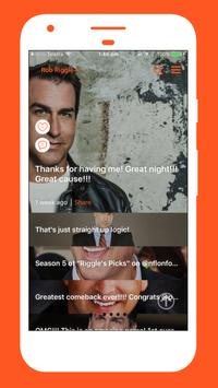 The IAm Rob Riggle App poster