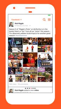 The IAm Rob Riggle App screenshot 2