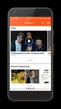 The IAm Tripp & Tyler App apk screenshot