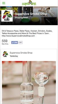 SuperNova Smoke Shop screenshot 2