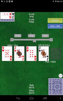 Heads Up Poker screenshot 4