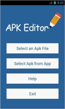 APK Editor Pro पोस्टर