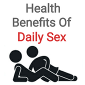 Health Benefits Of Daily Sex icon