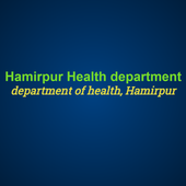 Hamirpur Health Department Monitoring App icon