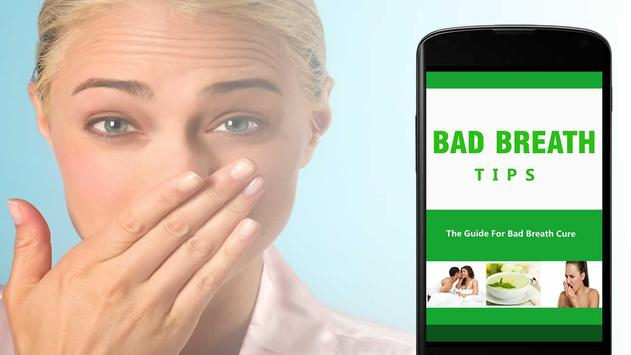 Bad Breath Tips poster