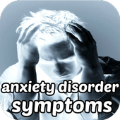Anxiety Disorder Symptoms icon