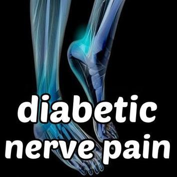 Diabetic Nerve Pain poster