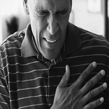 Heart Attack Symptoms poster