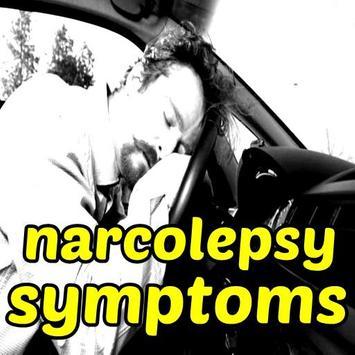 Narcolepsy Symptoms poster