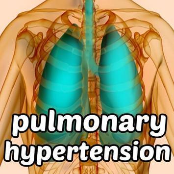 Pulmonary Hypertension Symptom poster