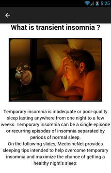 Sleep Apnea Symptoms apk screenshot