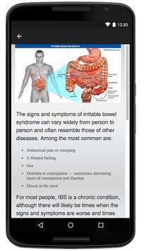 Irritable Bowel Syndrome apk screenshot