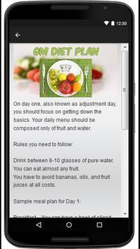 Gm Diet Guide screenshot 2