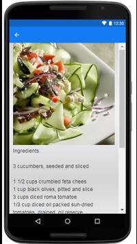 Mediterranean Diet screenshot 2