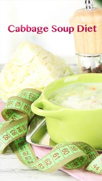 Cabbage Soup Diet poster