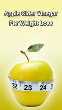 Apple Cider Vinegar For Weight poster