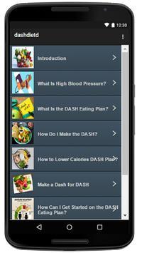 Dash Diet apk screenshot