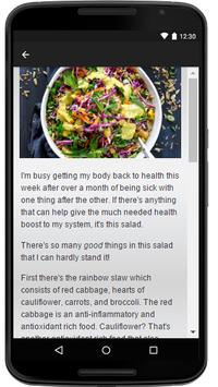 Detox Diet apk screenshot