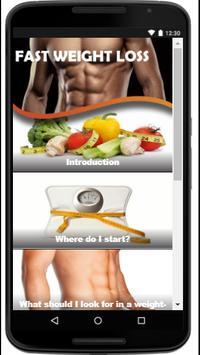 Fast Weight Loss apk screenshot