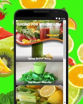 Juicing For Weight Loss apk screenshot