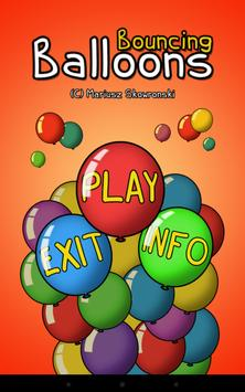 Bouncing Balloons poster