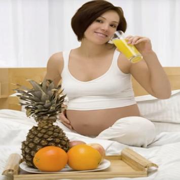 Pregnancy Tips poster