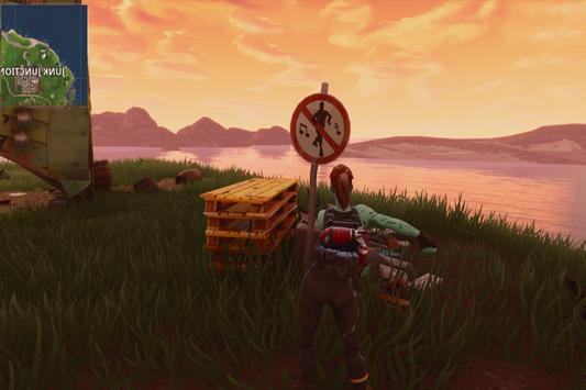 Hint Fortnite Battle Royale RPG screenshot 4