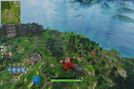 Hint Fortnite Battle Royale RPG screenshot 8