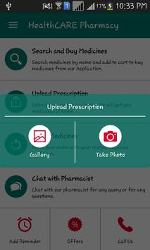 HealthCARE Pharmacy apk screenshot