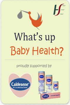 What's Up Baby Health poster