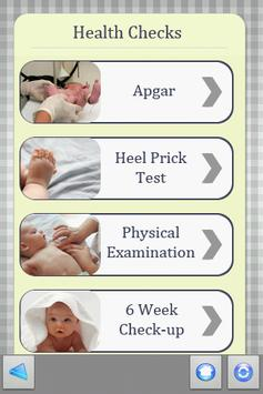What's Up Baby Health apk screenshot