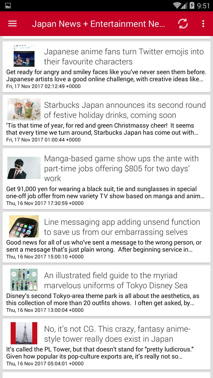 Japan News in English - FREE for Android - APK Download