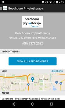 Active Physiotherapy Group poster
